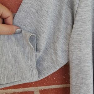 Kim & Cami Sweaters - Kim & Cami open front waterfall cardigan size 2X